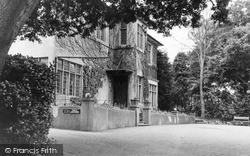 Portslade, Easthill House c.1955