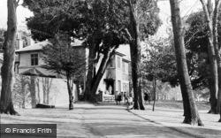 Portslade, Easthill Park c.1955