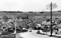 Portslade, Graham Avenue c.1960