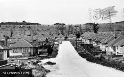 Portslade, Oakdene Avenue c.1960