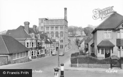 Portslade, Old Town c.1960