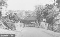 Portslade, Old Village c.1955