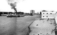 Portsmouth, Sally Port c1965