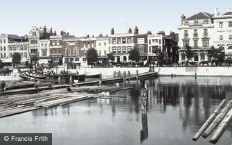 Portsmouth, the Hard 1890