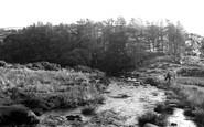 Postbridge, c1955