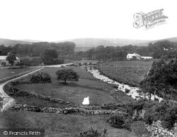 Postbridge, The Village 1931