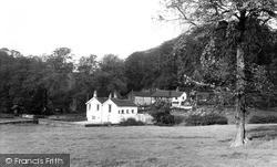 Pott Hall c.1955, Pott Shrigley