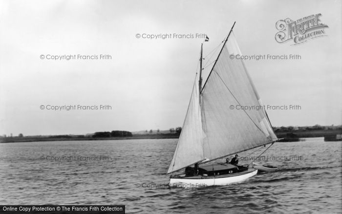 Photo of Potter Heigham, Hickling Broad c.1926