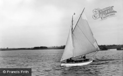 Potter Heigham, Hickling Broad c1926
