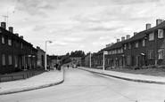 Potter Street, Fullers Mead c1955