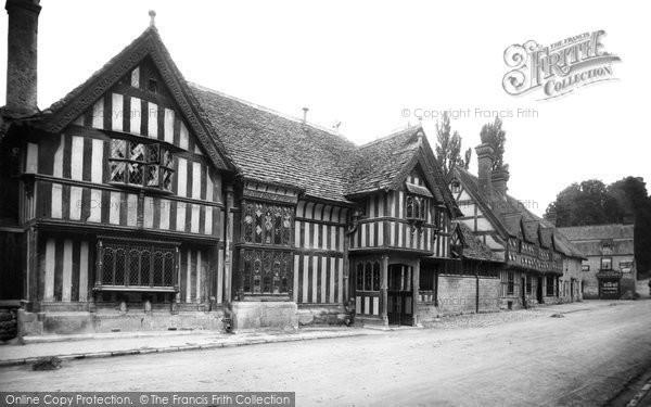 Photo of Potterne, Porch House 1898