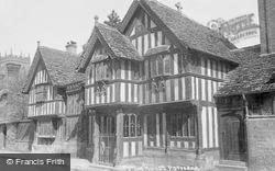 Porch House c.1900, Potterne
