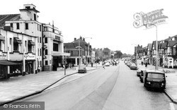 Potters Bar, Darkes Lane 1967