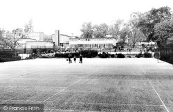 Potters Bar, Mount Grace School c.1965
