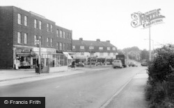 Potters Bar, Mutton Lane c.1965