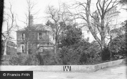 Potters Bar, St Raphael's Colony, Barvin Park, Administration Buildings c.1950