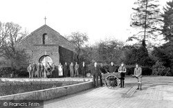 Potters Bar, St Raphael's Colony, Barvin Park c.1950