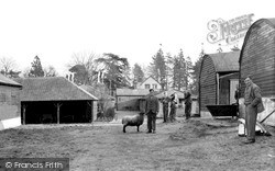 Potters Bar, St Raphael's Colony, Barvin Park, The Farm c.1950