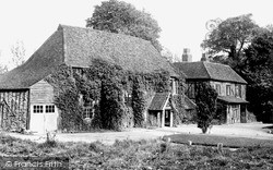 Potters Bar, Wyllyott's Manor c.1953