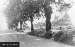 Potton, Bury Hill c.1930