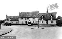 Potton, Royal Oak c.1955