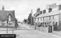 Potton, Station Road c.1955