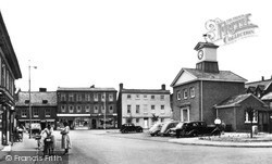 Potton, The Clock House c.1955