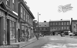 Potton, The Square 1951