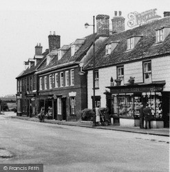 Potton, The Square c.1955