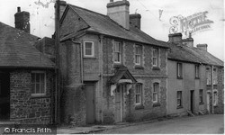 Kimberley House c.1960, Poughill