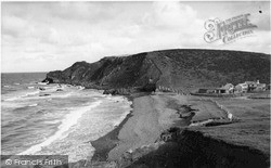 Northcott Mouth c.1960, Poughill