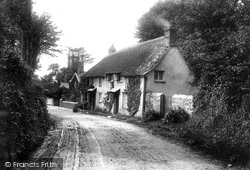 The Village 1910, Poughill