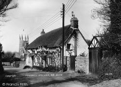 The Village c.1930, Poughill