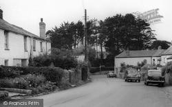 The Village c.1960, Poughill