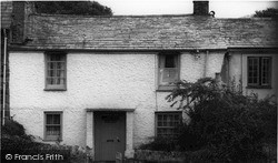 Woodbine Cottage c.1960, Poughill