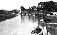 Poulton-le-Fylde, Skippool c1955