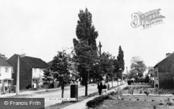 Pound Hill, St Mary's Drive c.1960