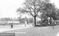 Pound Hill, Worth Park Avenue c.1960