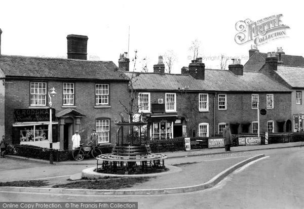 Powick, c1950