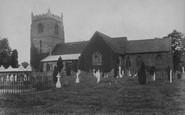 Powick, Church 1906