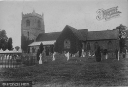 Powick, St Peter's Church 1906