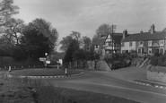 Powick, the Roundabout c1955