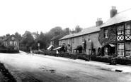 Powick, Village 1906