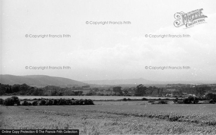 Photo of Poynings, And Dyke Hills c.1955