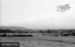Poynings, And Dyke Hills c.1955