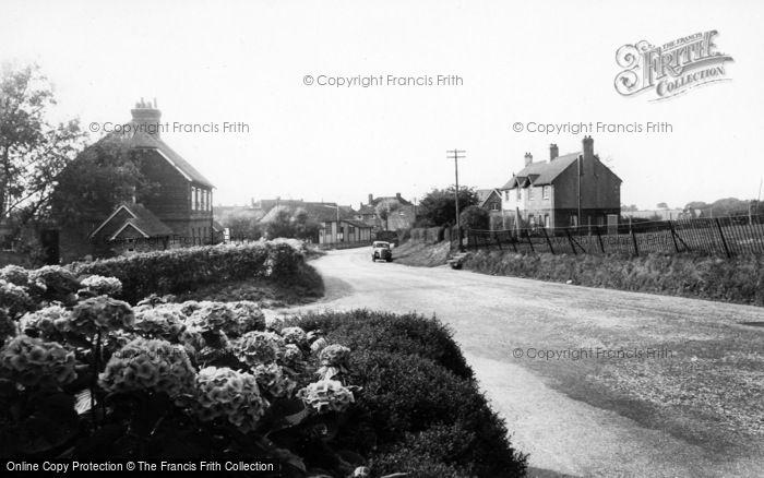 Photo of Poynings, c.1955