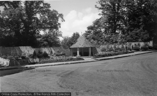 Photo of Poynings, Cora's Corner c.1955