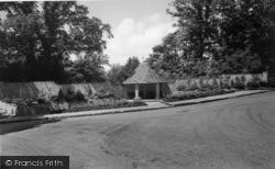 Poynings, Cora's Corner c.1955