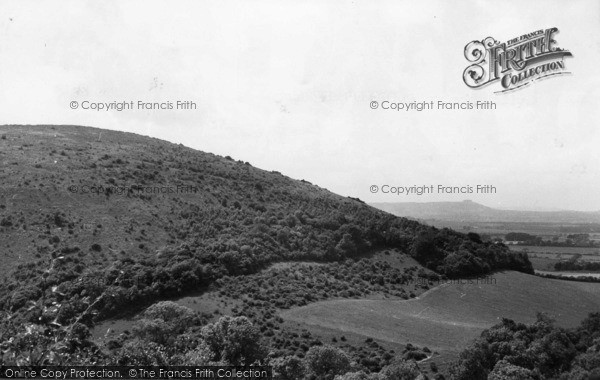Photo of Poynings, Devil's Dyke And Chanctonbury Ring c.1955