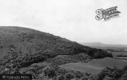 Poynings, Devil's Dyke And Chanctonbury Ring c.1955